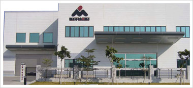 Budova společnosti Megahome